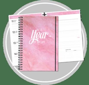 Kalender A5 Stående